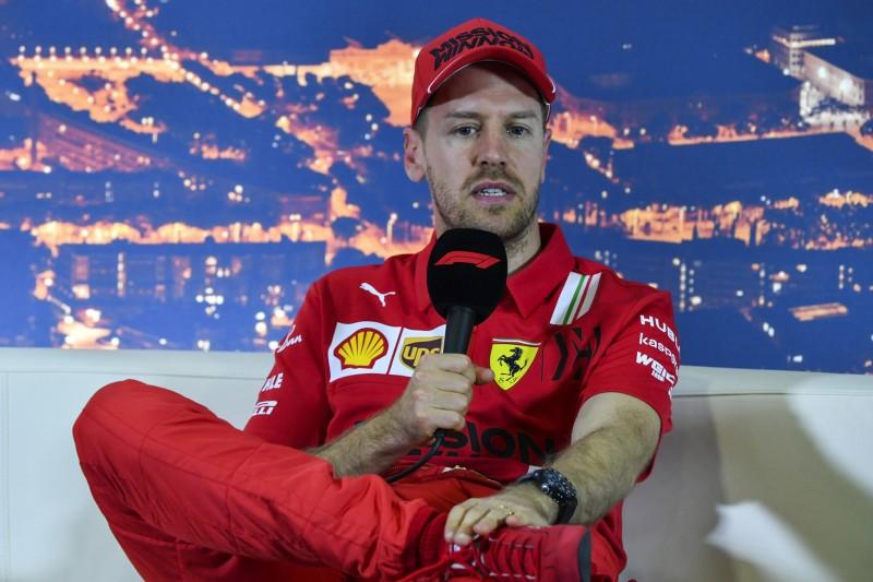 Sebastian Vettel: Ferrari ist gut genug, das beste Auto zu bauen