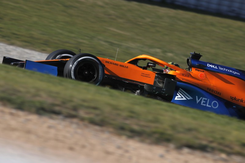 Norris: Sind in keinem Bereich so konkurrenzfähig wie Mercedes