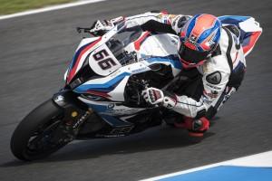 WSBK Australien: BMW auf der Pole, Vorjahressieger Bautista auf P15