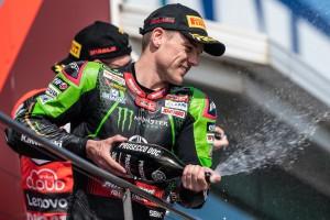 Alex Lowes: Bei der Kawasaki-Premiere nur 0,007 Sekunden vom Sieg entfernt