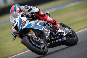 BMW S1000RR: Tom Sykes kann die Pole-Position im Rennen nicht umsetzen