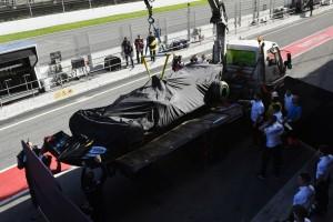 """Mercedes-Motorprobleme: Hamilton hat """"volles Vertrauen"""" in sein Team"""