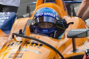 """""""Möglich"""": Fährt Alonso 2020 weitere IndyCar-Rennen für McLaren SP?"""