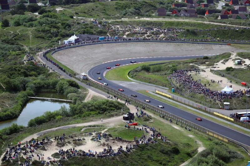 Reiseroute für das Team: Red Bull will den Strand in Zandvoort schützen