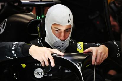Warum Daniel Ricciardo in Melbourne manchmal schlapp war