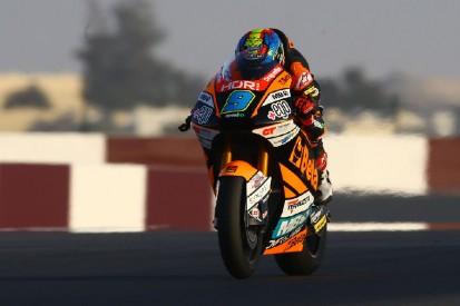 Katar-Test von Moto2/Moto3: Navarro und Salac machen das Tempo