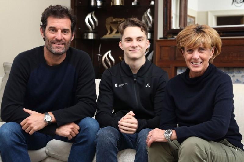 Zweite Karriere: Mark Webber wird Manager von Formel-3-Pilot Piastri