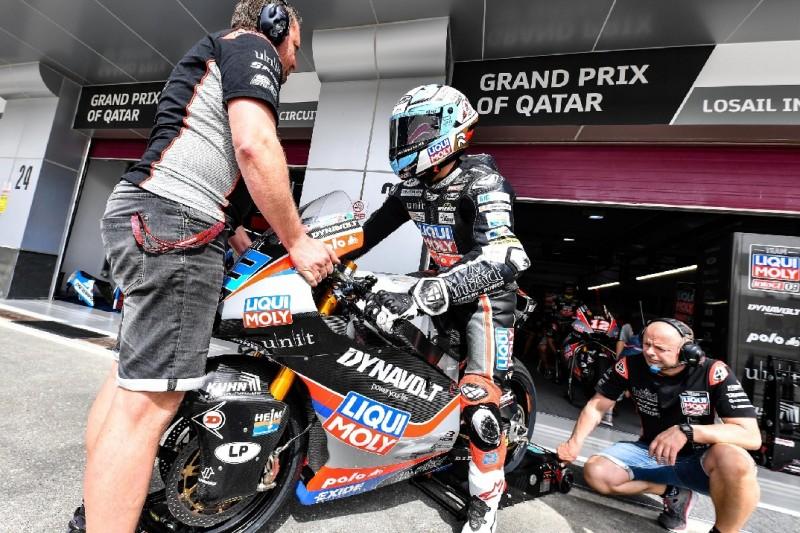 Neuer Zeitplan für Katar ohne MotoGP: Moto2 und Moto3 starten später