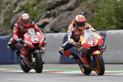 """Dovizioso: """"Würde Marquez gern auf einem anderen Motorrad sehen"""""""