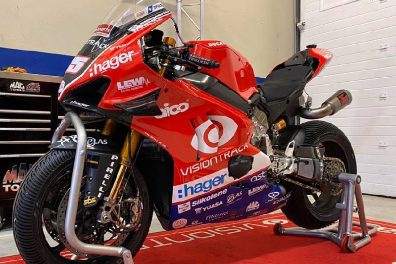 Ducati Panigale V4R bei der Isle of Man TT: Michael Dunlop gibt Pläne bekannt