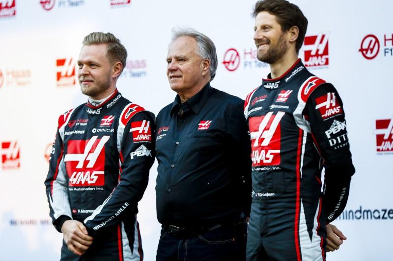 Gene Haas exklusiv: Zukunft des F1-Teams nicht gesichert