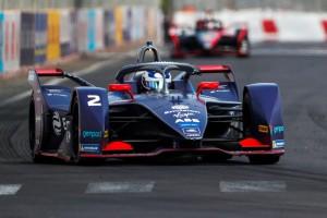 Formel-E-Test in Marrakesch: Super-Formula-Champion knackt Rundenrekord
