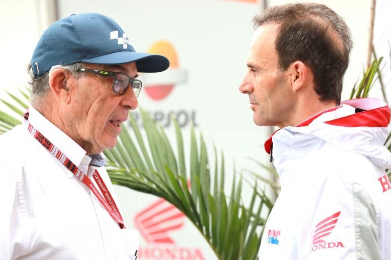 "Ezpeleta verrät nach MotoGP-Absage in Katar: ""Honda war bereit zu fahren"""