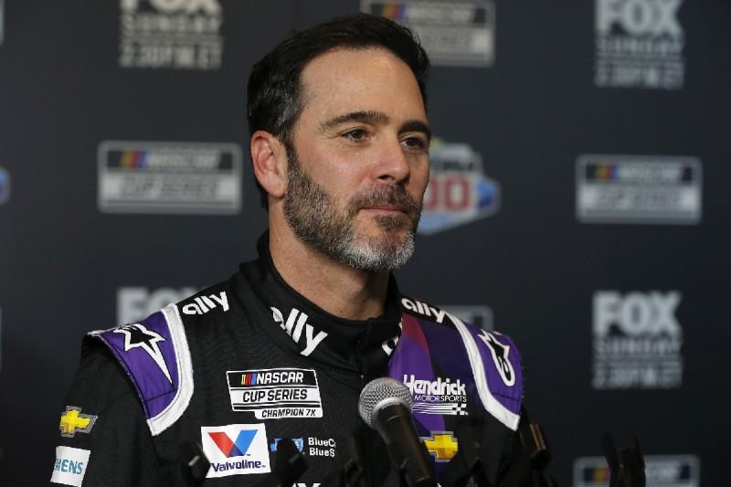 NASCAR-Star Jimmie Johnson bestätigt IndyCar-Test mit McLaren SP