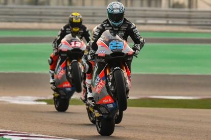 """Schrötter und Lüthi in Katar: """"Ein komisches Gefühl ohne die MotoGP"""""""