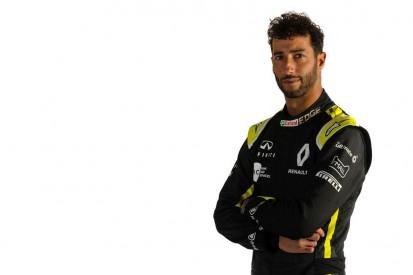 """Ricciardo hatte sich bis 2020 """"ein oder drei Titel"""" ausgerechnet"""