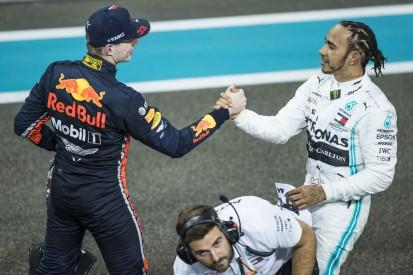 Max Verstappen: Lewis Hamilton hatte seit Jahren keinen echten Gegner