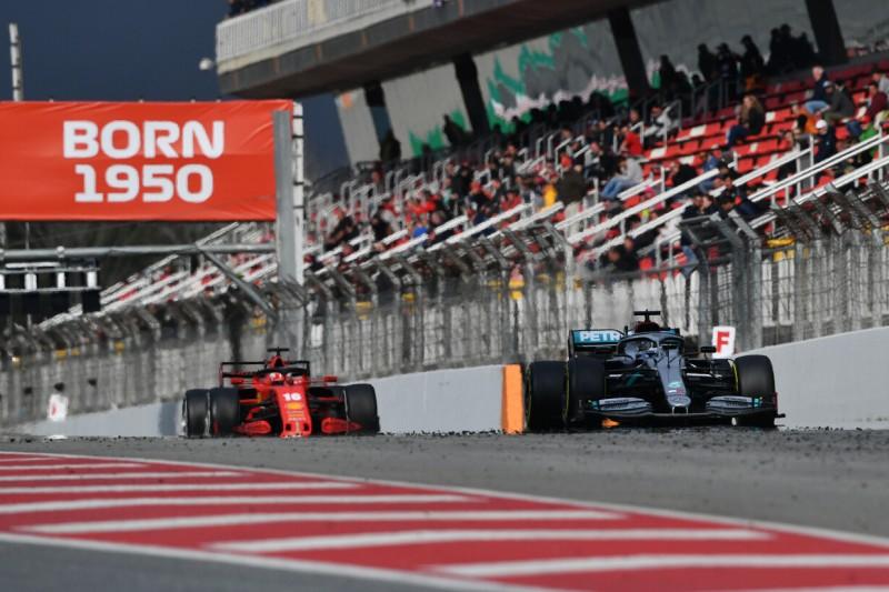 Formel-1-Testfahrten bald nicht mehr in Barcelona?