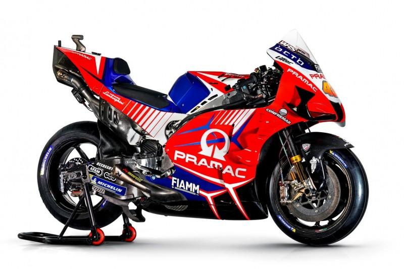 """""""Die perfekte Verschmelzung"""": Pramac-Ducati zeigt MotoGP-Design für 2020"""
