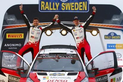 Elfyn Evans: Grundstein für Toyota-Erfolg bei M-Sport gelegt