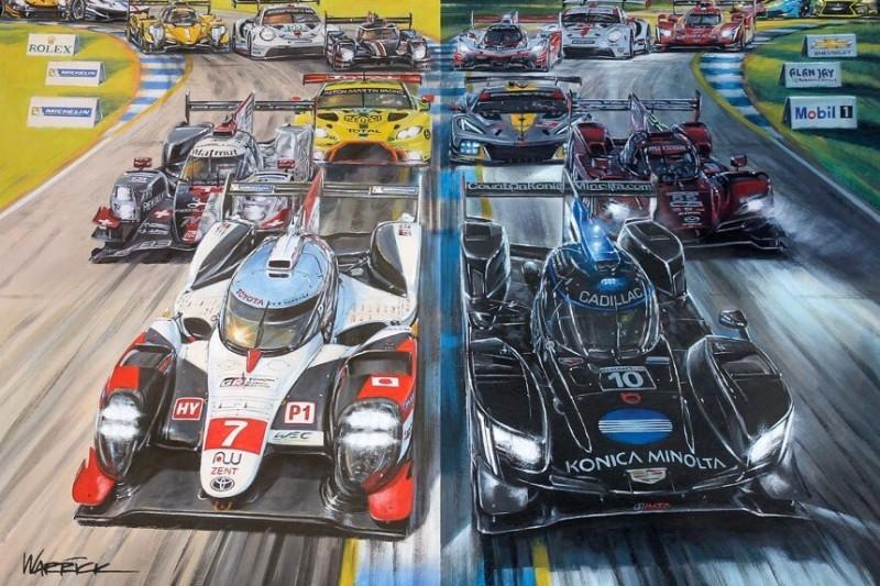 FIA segnet gemeinsame WEC-Topklasse mit Hypercars und LMDh ab