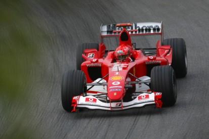 Leclerc träumt von Formel-1-Test in Michael Schumachers Ferrari F2004