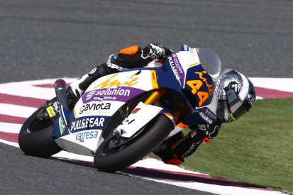 Moto2 in Katar: Speed Up im FT3 mit Doppelspitze, Schrötter muss in Q1
