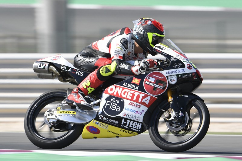 Moto3 in Katar: Tatsuki Suzuki sichert sich erste Pole-Position des Jahres