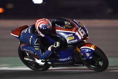 Moto2 in Katar: Rekordpole für Joe Roberts - zeitgleich mit Luca Marini