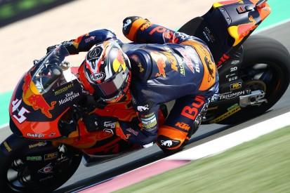 Moto2/Moto3 in Katar: Nagashima und Fernandez führen die Warm-ups an