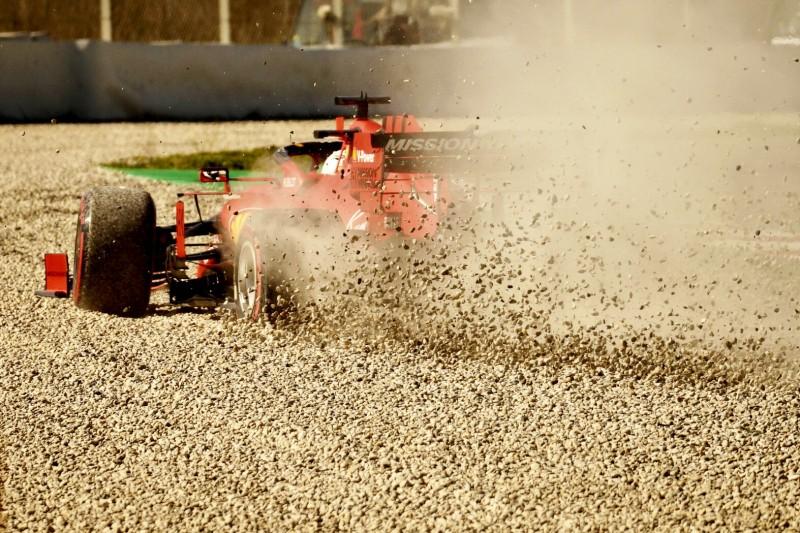 """Sebastian Vettel realistisch: """"Wir brechen keine Rundenrekorde"""""""
