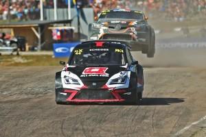 Rallycross-WM 2021: Münnich plant Teilnahme mit Elektroantrieb