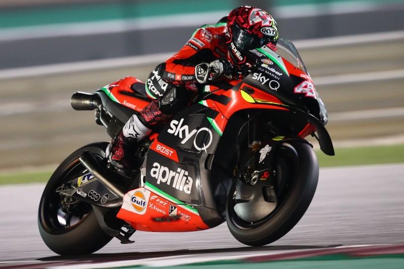 Aprilia nutzt die Zwangspause: Zusätzlicher MotoGP-Test in Jerez