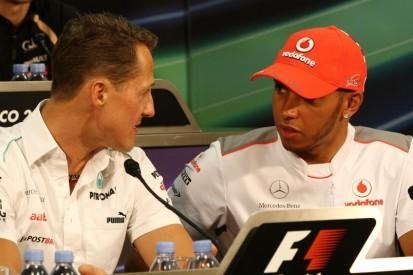 """Mark Webber: Hamilton """"kompletter"""" und """"sauberer"""" als Schumacher"""