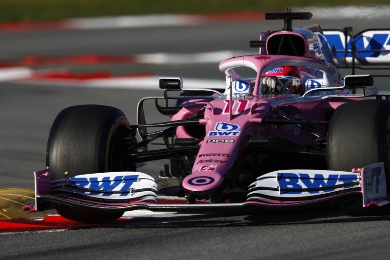 Racing Point: 2021er-Auto wird keine weitere Mercedes-Kopie, aber ...