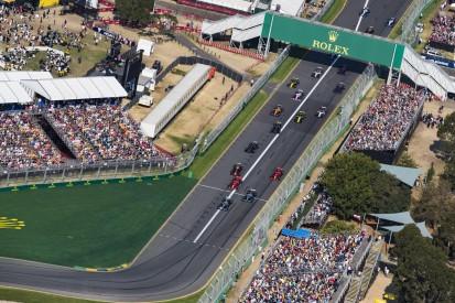 TV-Übertragung F1 Melbourne: Übersicht, Zeitplan & Live-Streams