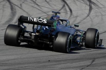Formel-1-Liveticker: Nach Buschfeuern - Hamilton verschafft sich Eindruck
