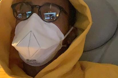 Corona-Maske, Greta & halb nackter Body: Lewis Hamiltons Instagram-Woche