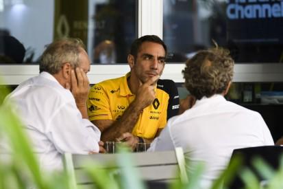 Renault: Es wird einen Coronafall bei einem Formel-1-Rennen geben