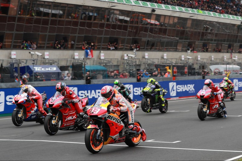 MotoGP-Regeln 2020: Frühstart wird jetzt mit zwei Long-Lap-Penaltys bestraft