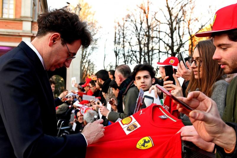 """""""Leute zum Lächeln bringen"""": Ferrari will Statement für Italien setzen"""