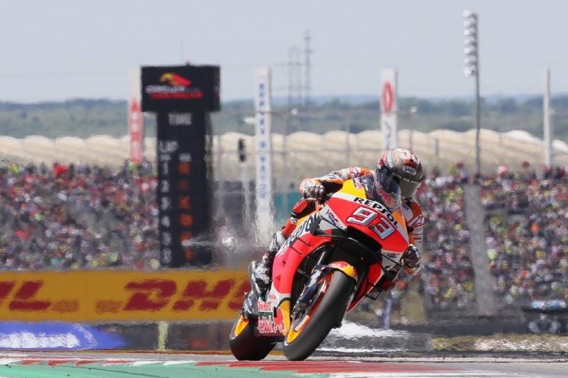 Kein MotoGP-Start in Austin: Rennen wird ans Jahresende verschoben