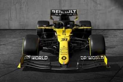Renault präsentiert Farben und neuen Titelsponsor