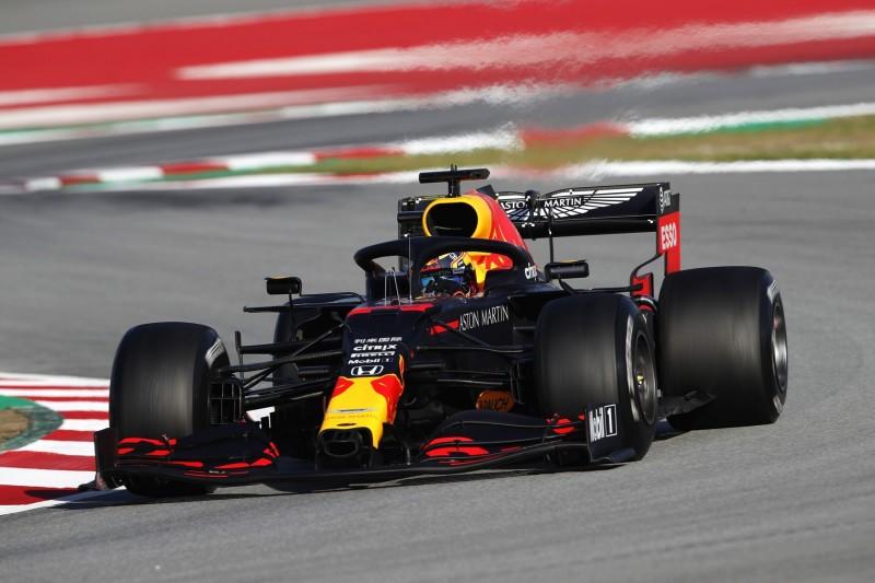 Max Verstappen: Endlich Racing statt Fragen über die Tests
