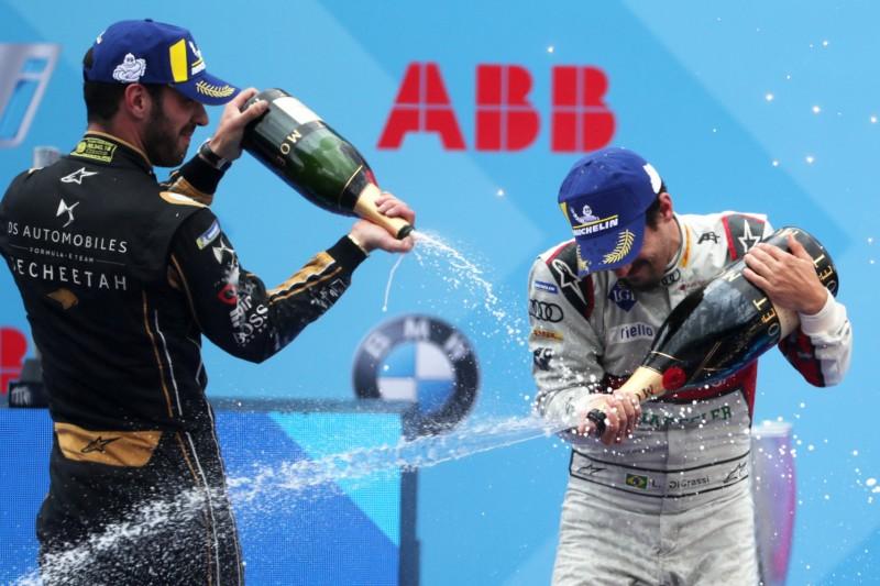 Formel-E-Stars fordern: Limitiert den Boxenfunk!
