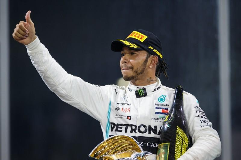 """Nico Rosberg: """"Lewis Hamilton wird der Beste aller Zeiten werden"""""""