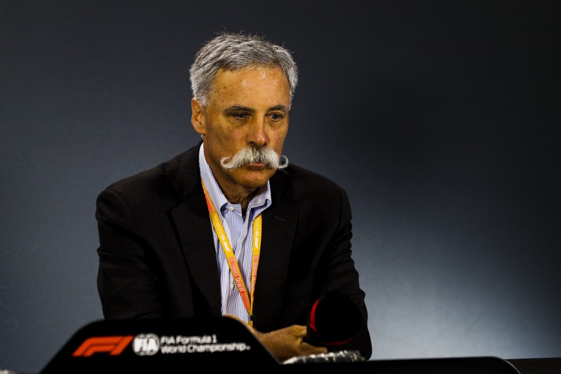 GP Vietnam vor Absage: Coronavirus-Krisenmeeting mit F1-Boss Carey
