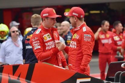 """Charles Leclerc: Würde """"respektieren"""", wenn Ferrari Vettel nicht mehr will"""