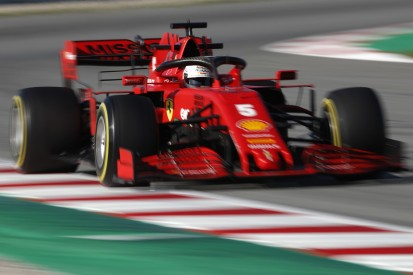 Sebastian Vettel verrät: So heißt seine neue rote Göttin