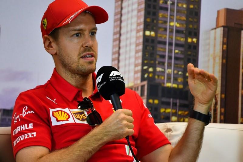 "Coronavirus: Formel-1-Fahrer könnten ""Notbremse"" ziehen, sagt Vettel"